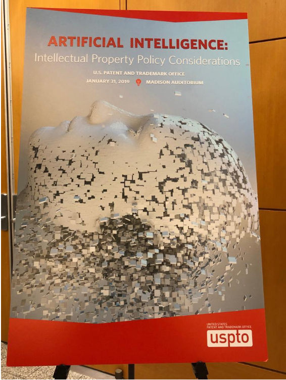 Informative Excerpts Conference on Artificial Intelligence: Intellectual Property Considerations